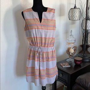 Carlson sleeveless dress